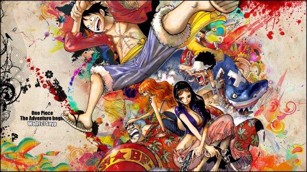 Bonne année 2012 ! Et Bon anniversaire Ace ;)