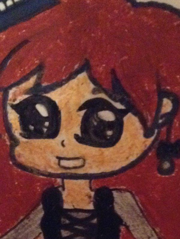 Manga pastel