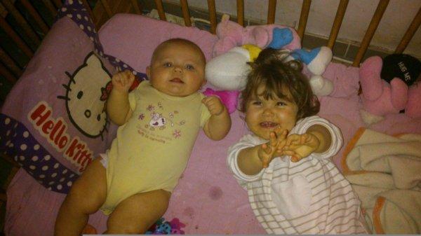 mes deux fille d amour