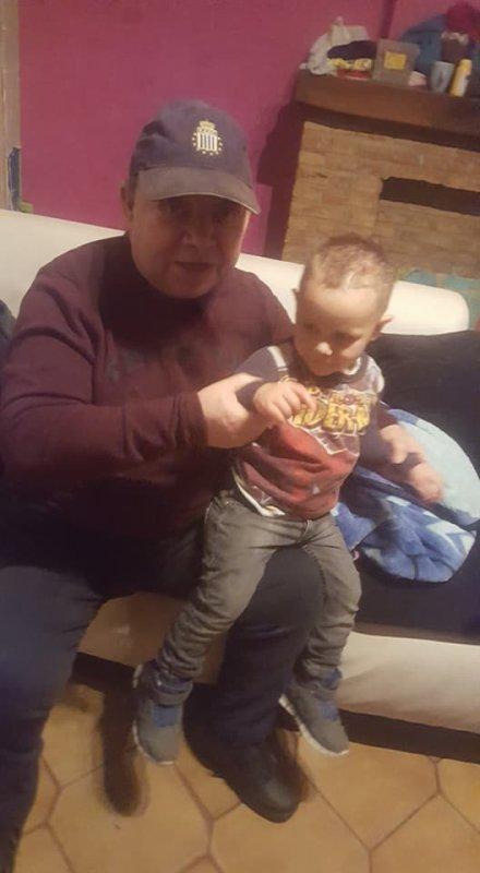 mon papa et mon fils thymeo