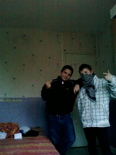 Spiko et Xilef