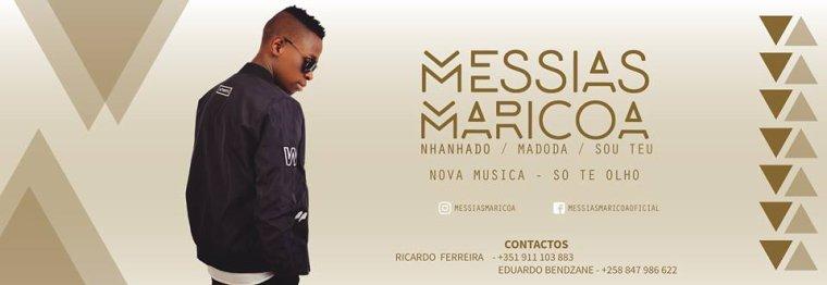 KIZOMBA / Messias Maricoa - Só Te Olho  (2016)