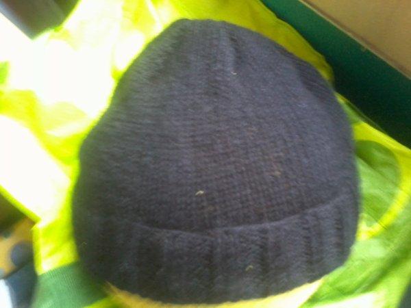 un chapeau pour homme