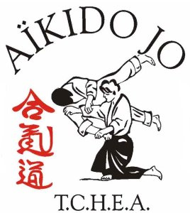 T.C.H.E.A. Aïkido jo ( Harmonie, Energie,  Amour )