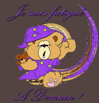bonne nuit  a toutes dormez bien mes amies