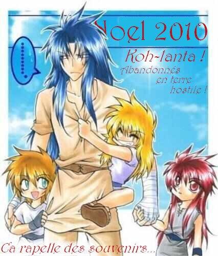 Noël 2010 : Koh-Lanta ! Abandonnés en terre hostile !