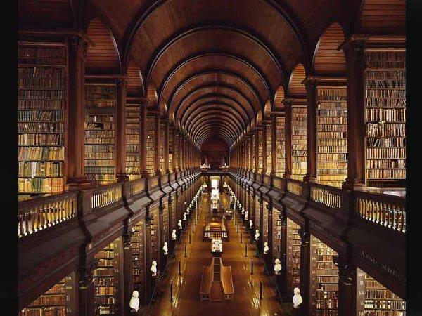 Ma bibliothèque =)