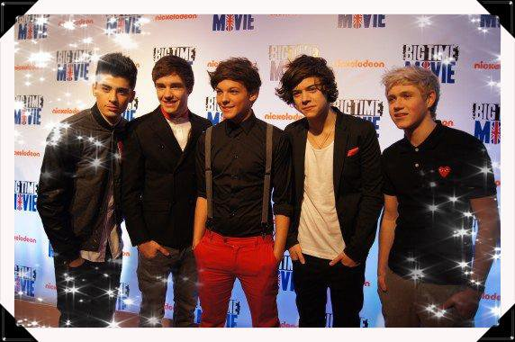 Les one direction <3<3