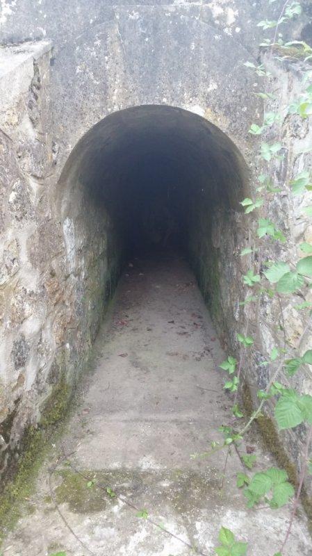 un tunnel super intéressant 1