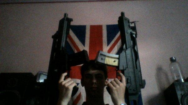 j'aime les arme et alor