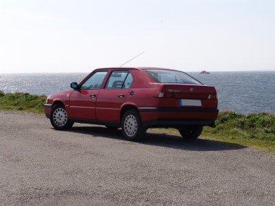 L'Alfa Romeo 33 !
