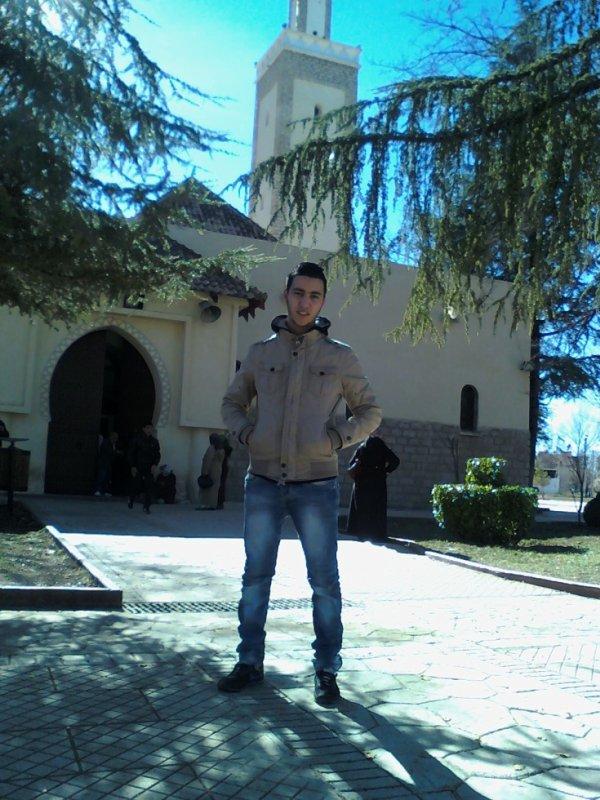 Le Grand Mosque de iFRAN ;)