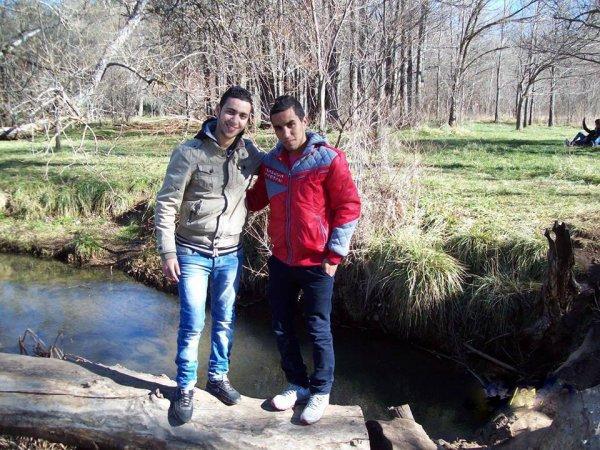 Moi et Sif eddin