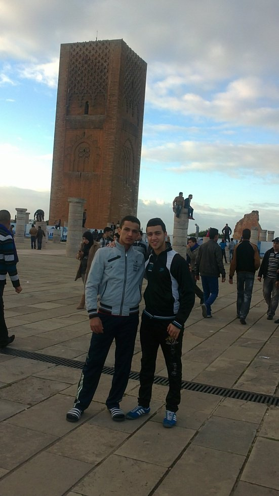 Avec Khoya Abdollah