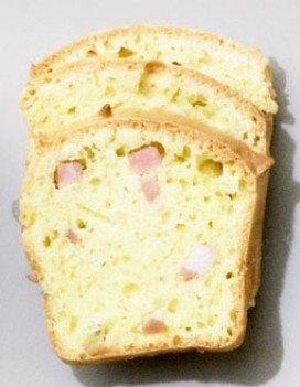 Cake au lard