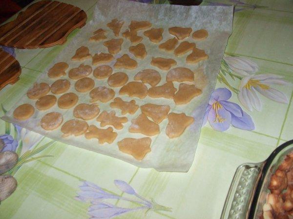 Nos petits gâteaux de noël
