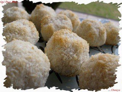 Boules de noix ( Nusshiffele )