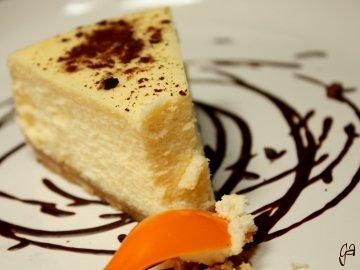 Petits cheesecakes crémeux au chocolat blanc