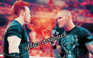 Article N°03  _______alliés & Rivaux_______ Ta source sur The viper ♥