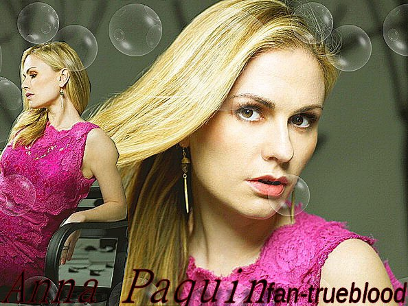 photos promotionnelle de Anna Paquin