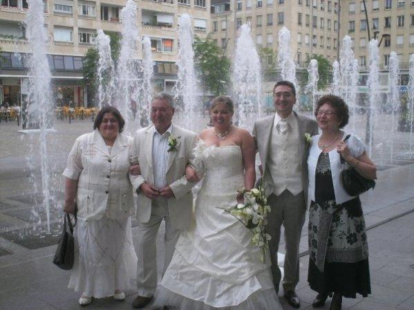 Mario Flauzino : Mariage a ma soeur Ana
