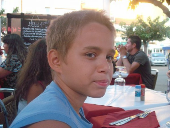 Mario Flauzino : mes neuve et ma nièce