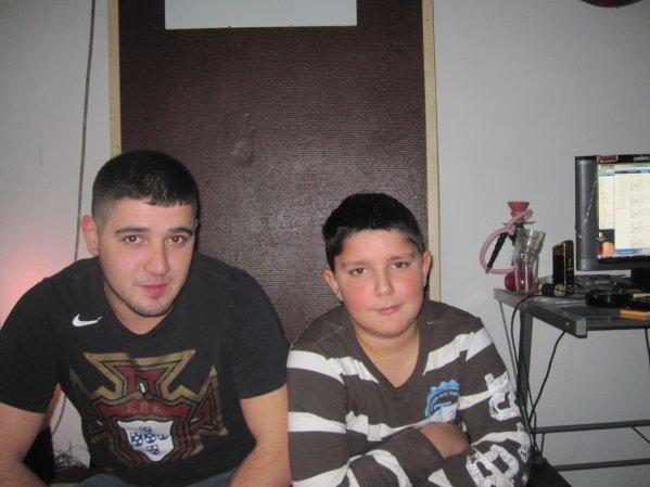 Mario Flauzino : Mon frère et mon neuve