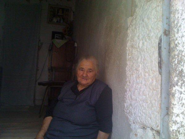 Mario Flauzino : La grand-mère