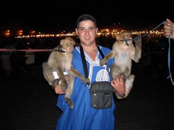 Mario Flauzino : Mon frère Kim en Tunisie