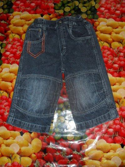 pantalon en jeans garçon taille 12 mois