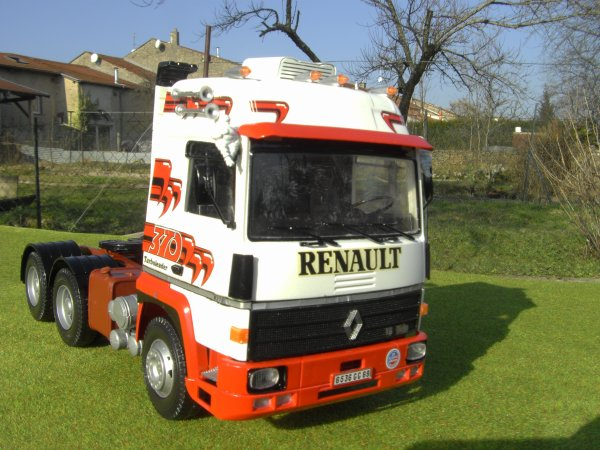 RENAULT R 370 TURBOLEADER
