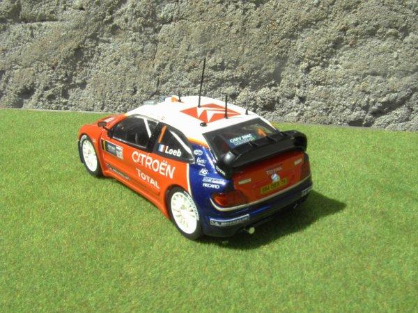 CITROEN XSARA WRC RALLE D'ALLEMAGNE 2005