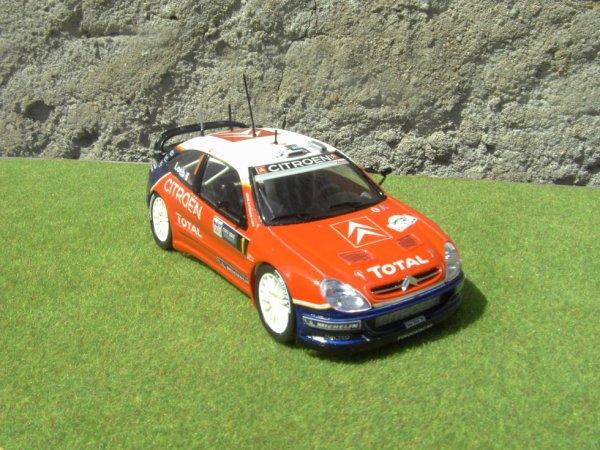CITROEN XSARA WRC RALLYE D'ALLEMAGNE 2005