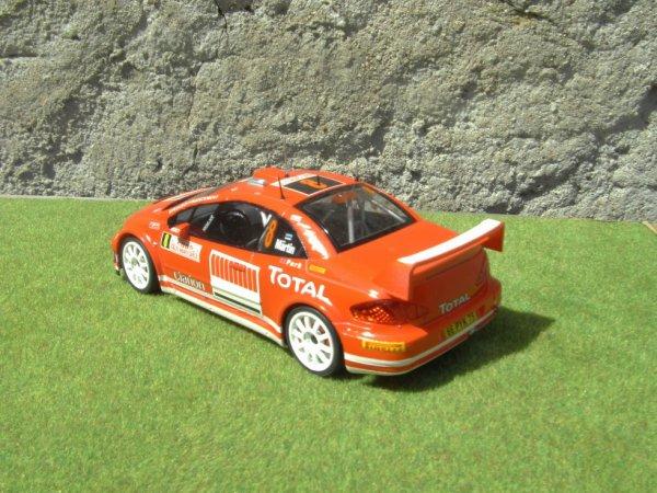 PEUGEOT 307 WRC RALLYE DE MONTE-CARLO 2005