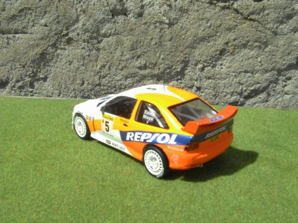 FORD ESCORT WRC RALLYE DE MONTE-CARLO 1997