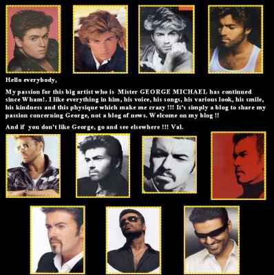 To all the fans of George Michael.