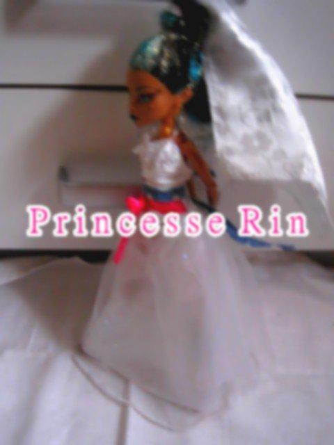 Yasmine La Princesse Blanche .