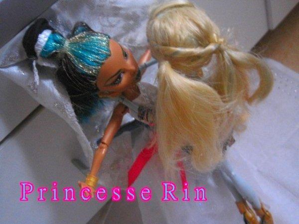 Suite de Yasmine la princesse blanche .