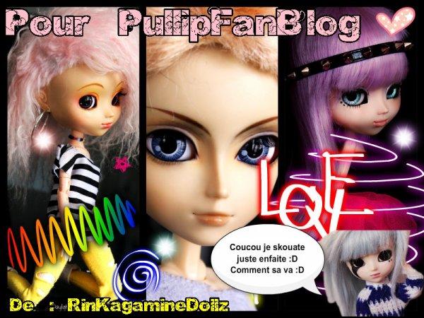 Pour Pullip-Fan-Blog :B