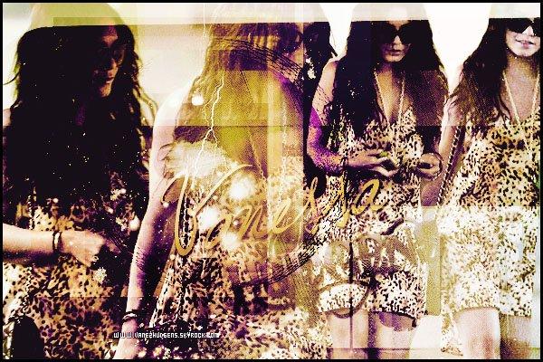 _ Bienvenue sur VanezHudgens.skyrock.com, ta source sur Vanessa Hudgens !  _