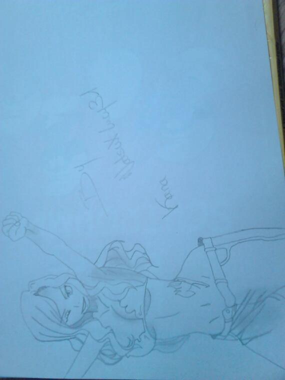 Pour le concours de dessin de mizuko-storm