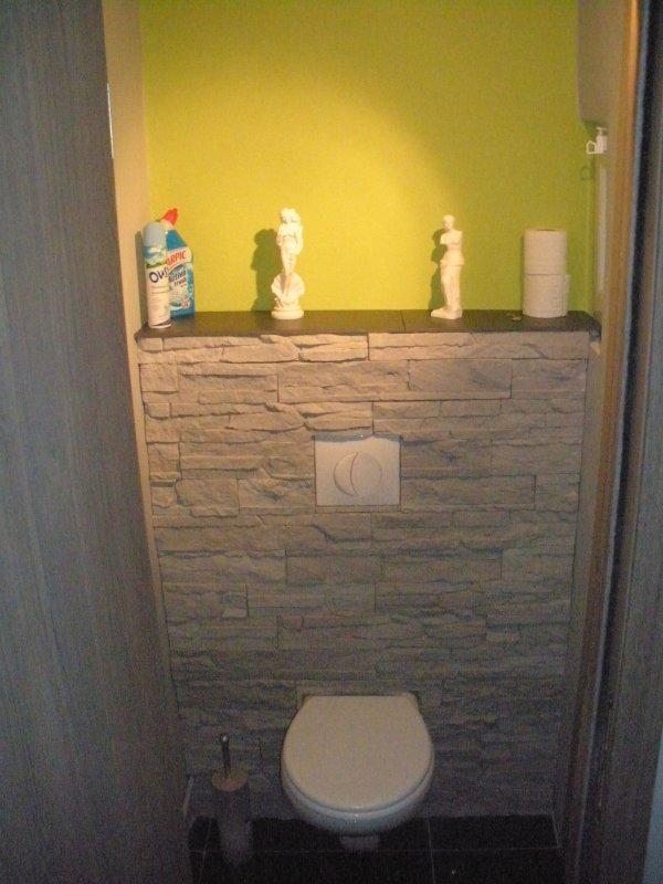 notre wc avant apr s notre maison. Black Bedroom Furniture Sets. Home Design Ideas