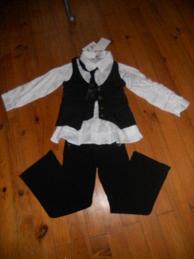 la tenue de noel pour ma fille