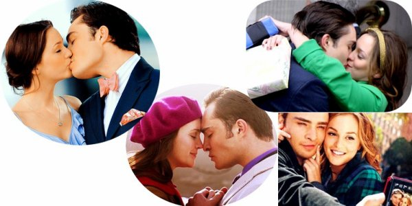Couple Fiction Blair & Chuck
