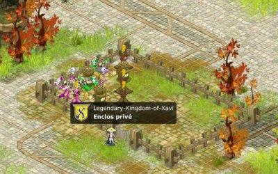 Je rentre chez Legendary-Kingdom-of-Xavi ils m'ont élu comme éleveur :D.