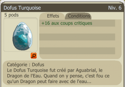Dofus Turquoise =D