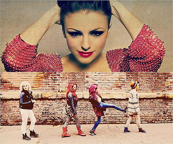 .#6 SONDAGE   • Cher Lloyd VS Little Mix !    .