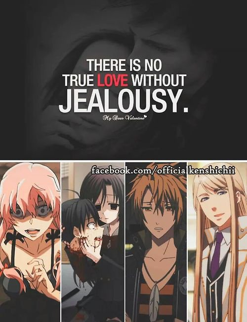 True Jealousy