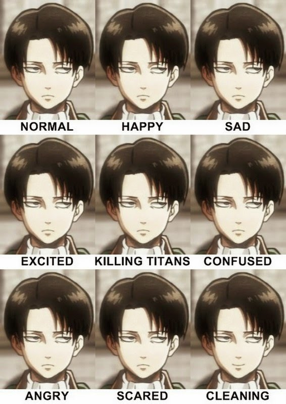 Rivaille and cleaning :)