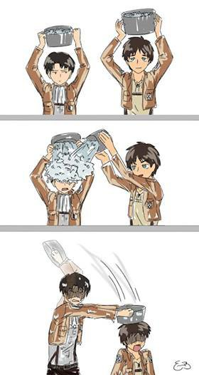 Ice Bucket Chalenge!!